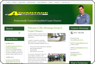 Advantage Group of Carpet Cleaners WA