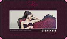 Kovi Collections - eCommerce Fashion Shopping Cart